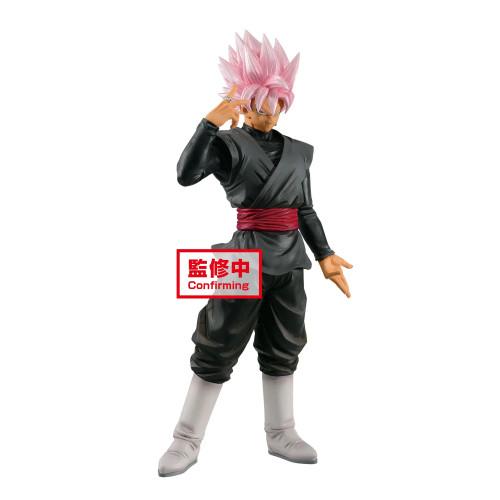 【Preorder】BANPRESTO Dragon Ball Grandista GROS Super Saiyan ROSÉ PVC Statue's post card