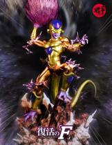 【Preorder】Hunter Studio Dragon Ball Golden Frieza Resin Statue's post card