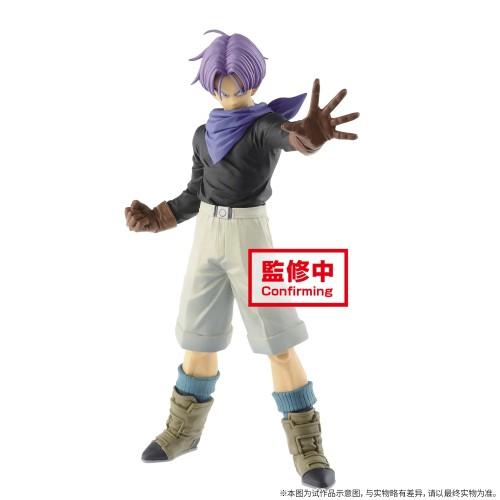 【Preorder】BANPRESTO US Dragon Ball GT Trunks PVC Statue's post card