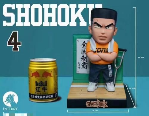 【Preorder】Fattboy Studio SlamDunk Akagi Takenori Resin Statue's post card