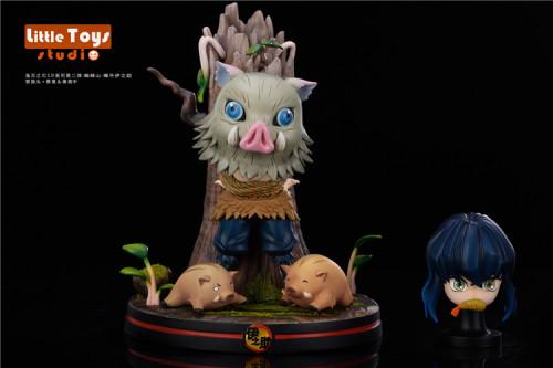 【In Stock】LT Studio Demon Slayer Inosuke Resin Statue