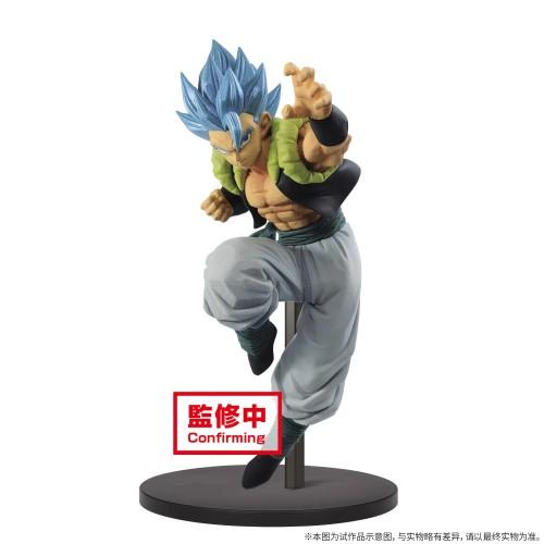 【Preorder】BANPRESTO FES13 Dragon Ball Super Saiyan Gogeta PVC Statue's post card