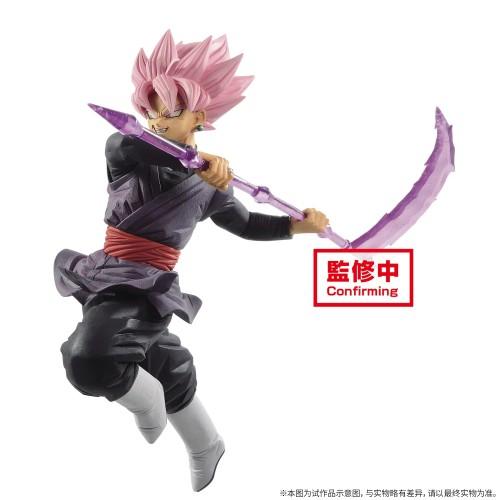 【Preorder】BANPRESTO GxMateria Dragon Ball Rose Goku PVC Statue's post card