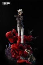 【In Stock】QUEEN Studio Demon Slayer Kibutsuji Muzan Resin Statue