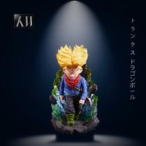 【Preorder】K2 Studio Dragon Ball WCF Trunks Resin Statue's post card