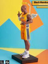 【Preorder】Want Model Studio&Meng Studio Basketball Star Black Mamba Kobe Resin Statue's postcard