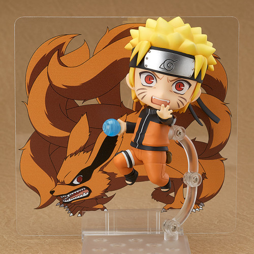 【Preorder】GSC Naruto Uzumaki Naruto Clay Figure's post card