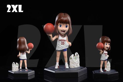 【In Stock】2XL Studio SLAM DUNK Akagi Haruko SD scale resin statue