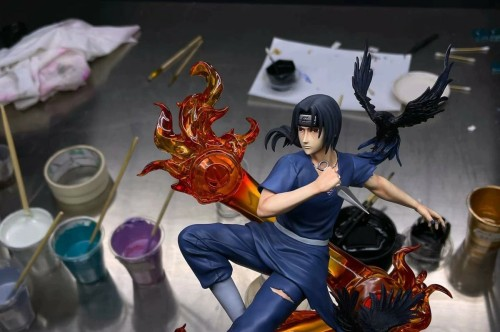 【In Stock】MH Studio Uchiha Itachi 1/7 resin statue