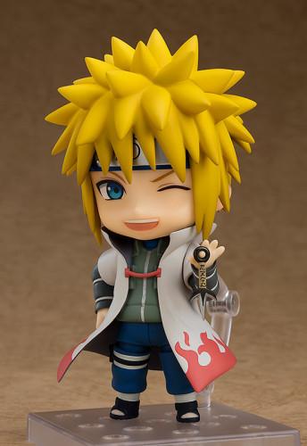 【Preorder】GSC Naruto Namikaze Minato Clay Figure's post card