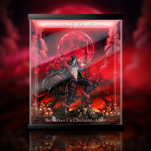 【In Stock】Freeing Fate FGO Alter PVC Statue Acrylic Display Box