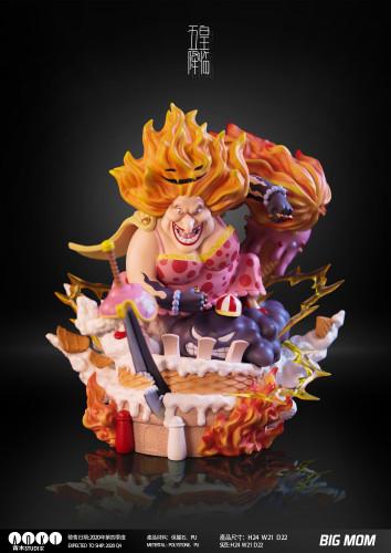 【In Stock】AOKIStudio One Piece Big Mom Charlotte Linlin Resin Statue