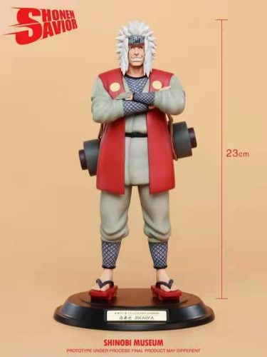 【Preorder】SHONEN SAVIOR Naruto Jiraiya Resin Statue's post card