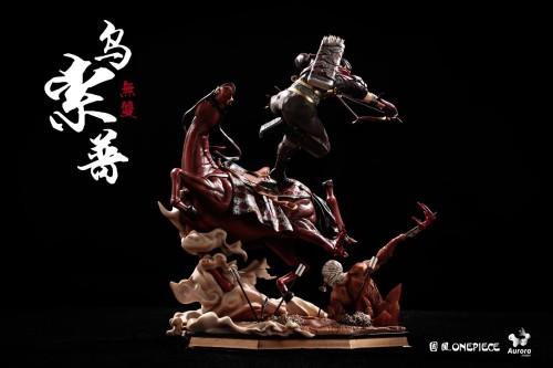 【In Stock】Aurora Studio ONE PIECE Usopp Chinese style resonance series resin statue