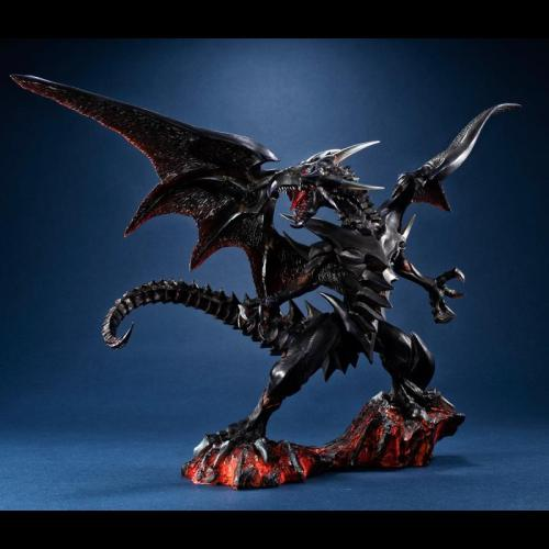 【Preorder】MegaHouse Yu-Gi-Oh! MH AWM Red-Eyes Black Dragon PVC Statue's post card