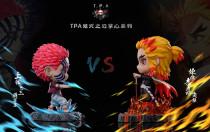 【Preorder】TPA Studio Demon Slayer Palm Series Rengoku Kyoujurou vs Akaza Resin Statue's post card