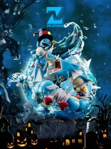 【Preorder】ZN Studio Pokemon Halloween Scene Magician Squirtle Resin Statue's post card