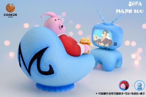 【In Stock】Cookie Studio Dragon Ball Sofa Majin Buu resin statue