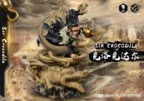 【In Stock】Xs Studios & Yang Studios ONE PIECE Sir Crocodile Resin Statue