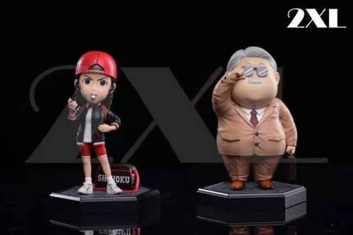 【Preorder】2XL Studio SLAM DUNK Mitsuyoshi Anzai SD scale resin statue's post card