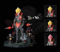 【In Stock】ForceStudio&Turning Point Studio Dragon Ball Street Goku resin statue