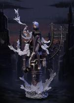 【Preorder】ZUOBAN Studio Naruto Konan resin statue's post card