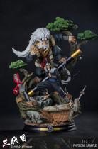 【In Srock】Clouds Studio Naruto Sarutobi Hiruzen resin statue
