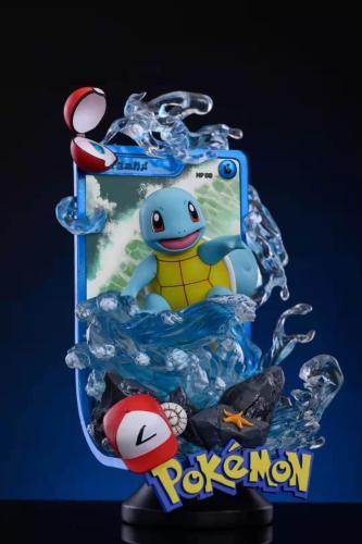 【In Stock】PM Studio Pokemon Squirtle resin statue
