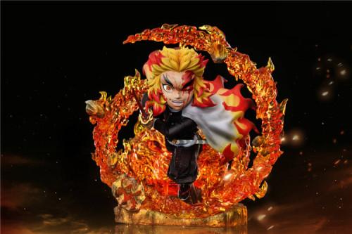【In Stock】G5 Studio Demon Slayer Rengoku Kyoujurou Resin Statue
