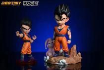 【Preorder】Destiny Studio Dragon Ball Mysterious Gohan resin statue's post card