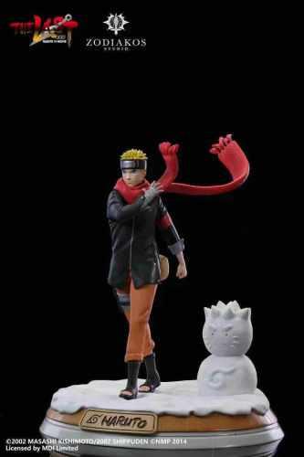 【Preorder】Zodiakos Studio NARUTO Uzumaki Naruto resin statue's post card