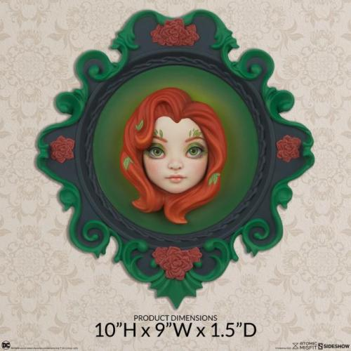 【Preorder】Sideshow DC Poison Ivy Pamela Lillian Isley 3D Wall hanging's post card