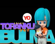 【Preorder】League Studio Dragon Ball Bulma&Trunks Mother and Son resin statue's post card