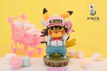 【Preorder】Joker Studio Pikachu cosplay Dr. Slump Resin Statue's Post Card