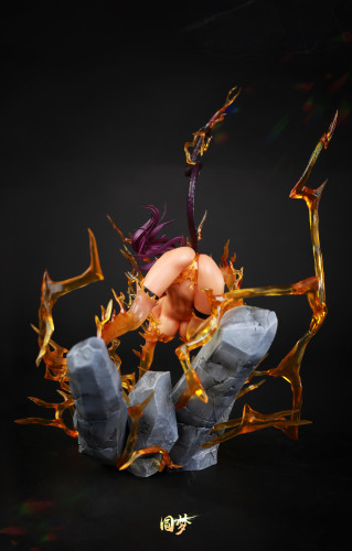 【Preorder】Bleach Dream Studio BLEACH Shihouin Yoruichi Resin Statue's Post Card