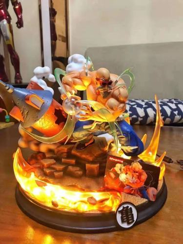 【In Stock】Practice Studio Dragon Ball Master Roshi resin statue