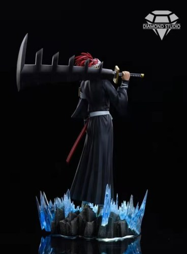【Preorder】Diamond Studio BLEACH Abarai Renji Resin Statue's Post Card