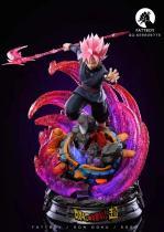 【Preorder】Fattboy Studio Dragon Ball Black Saiyan Rose Goku Resin Statue's Post Card