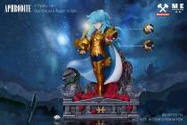 【Preorder】MF&MKE Studio Saint Seiya Pisces Aphrodite Resin Statue's Postcard