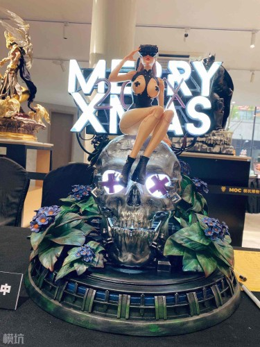 【Preorder】East-studio MERRY XMAS statue's postcard