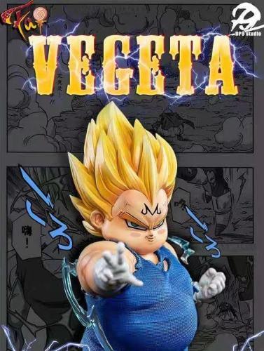 【In Stock】DP9 x CPXX Studio Dragon Ball Fat Vegeta Resin Statue
