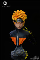 【Preorder】Surge Studio Naruto&Sasuke bust's postcard