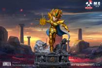 【Preorder】MF&MKE Studio Saint Seiya Leo Alolia Resin Statue's Postcard