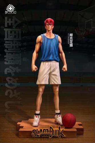 【Preorder】Dream Studio SlamDunk Gymnasium violence Sakuragi Hanamichi Resin Statue's Postcard