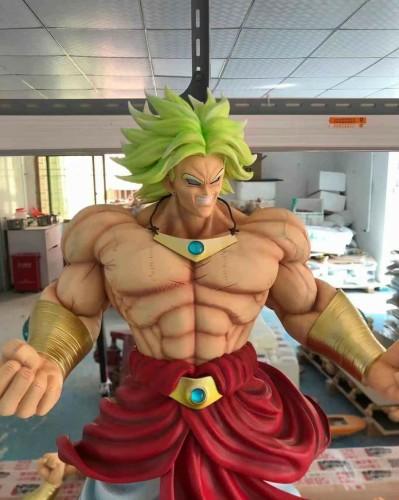 【In Stock】No.8 Studio Dragon Ball Broli resin statue