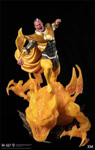 【Preorder】XM Studio DC Thaal Sinestro 1/6 Scale Resin Statue's Postcard