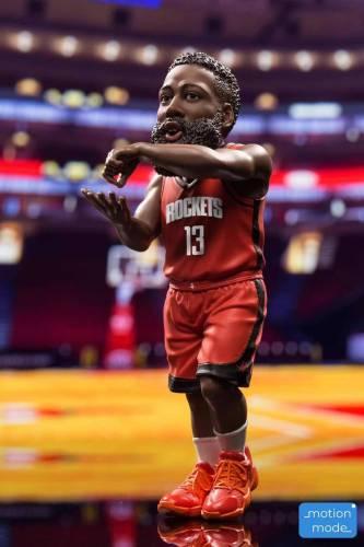 【In Stock】MOTION MODE NBA James Harden Resin Statue