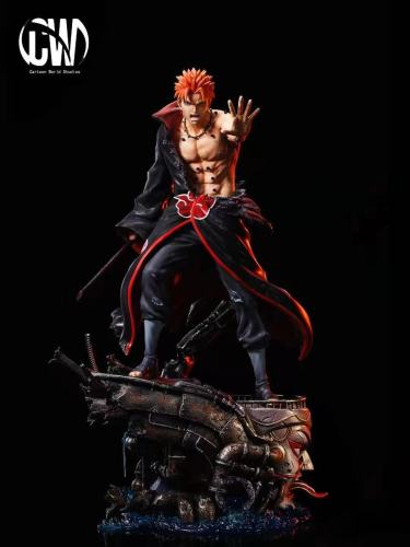 【Preorder】CW Studio NARUTO Pain Resin Statue's Postcard