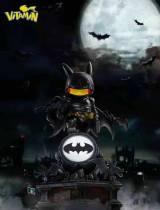 【Preorder】Vitamin Studio Pokemon Pikachu cosplay DC Batman Resin Statue's Postcard