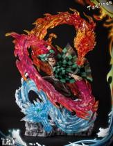 【Preorder】TNT Studio Demon Slayer Tanjirou Resin Statue's Postcard